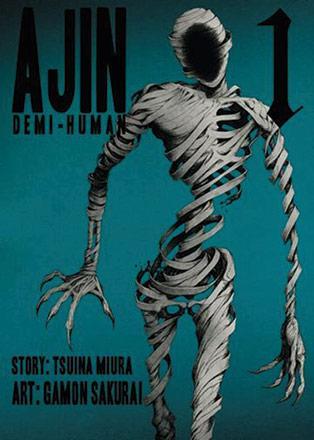 Ajin: Demi Human volume 1