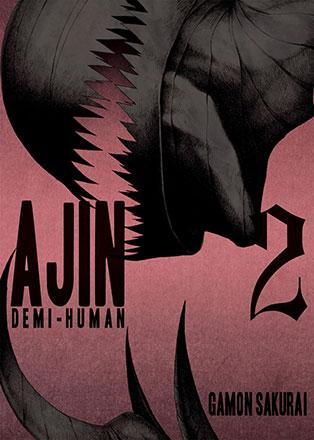 Ajin: Demi Human volume 2