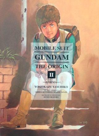 Mobile Suit Gundam Origin Vol 2: Garma