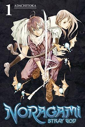 Noragami Stray God Vol 1