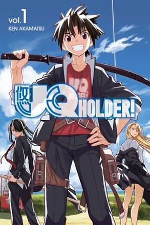 UQ Holder! vol 1