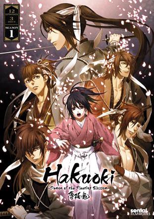 Hakuoki, Season 1