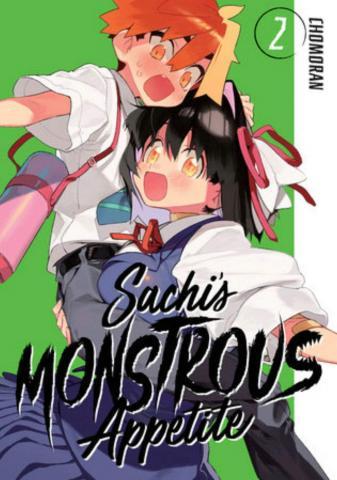 Sachi's Monstrous Appetite 2