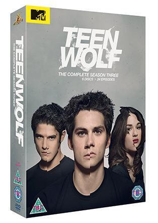 Teen Wolf Complete Season 3