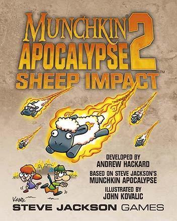 Munchkin Apocalypse 2 - Sheep Impact Expansion