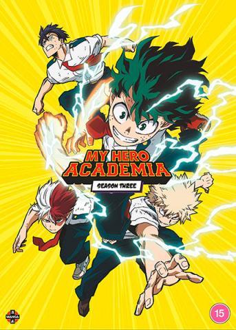 My Hero Academia, Season 3