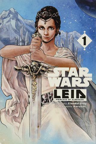 Leia, Princess of Alderaan Manga Vol 1