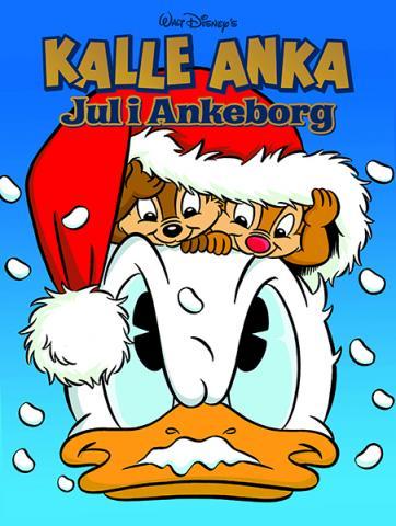 Kalle Anka - Jul i Ankeborg
