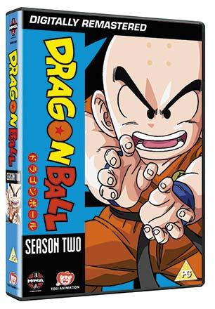 Dragonball, Season 2