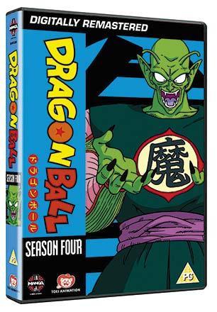 Dragonball, Season 4