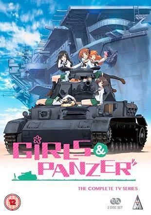 Girls und Panzer, The Complete TV Series