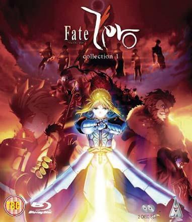 Fate/Zero, Collection 1