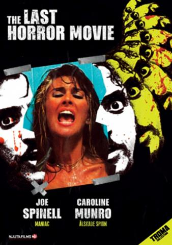 The The Last Horror Movie