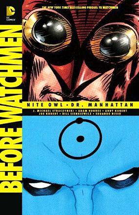 Before Watchmen: Nite Owl/Dr Manhattan