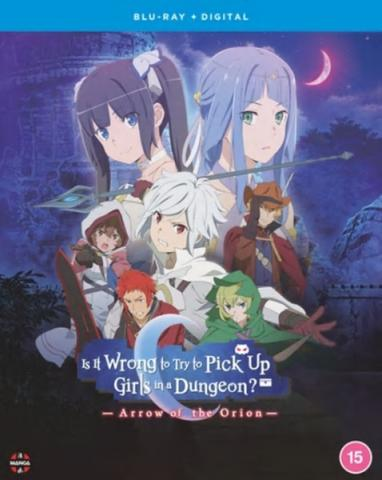 Is It Wrong To Try To Pick Up Girls in a Dungeon? Arrow Orion