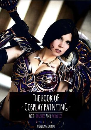 The Book of Cosplay Painting