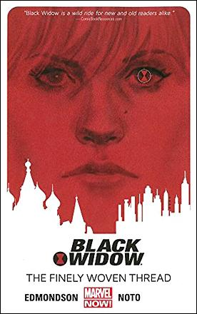 Black Widow Vol 1: The Finely Woven Thread