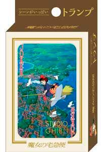 Kiki's Delivery Service - Playing Cards