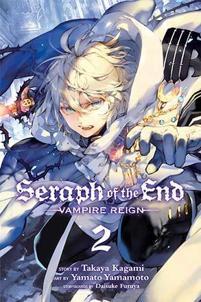 Seraph of the End Vampire Reign Vol 2
