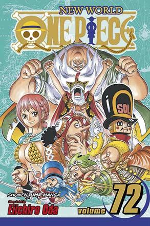 One Piece Vol 72