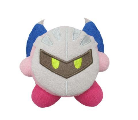 Kirby's Dream Land KIRBY MUTEKI! SUTEKI! Meta Knight Plush
