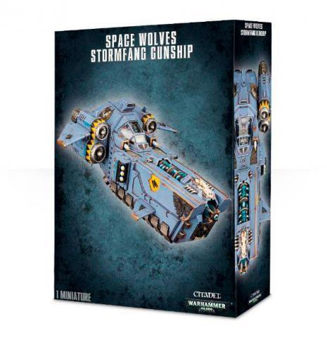 Stormfang Gunship