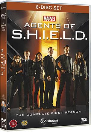 Agents of S.H.I.E.L.D., säsong 1
