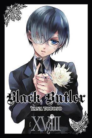 Black Butler Vol 18
