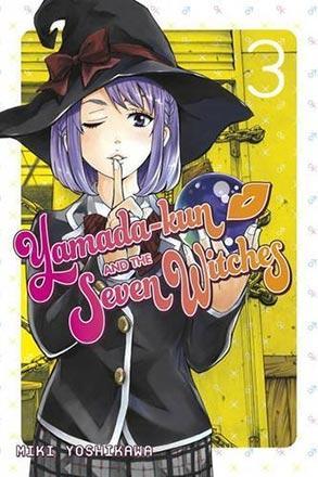 Yamadakun and The Seven Witches 3