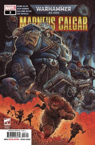 Marneus Calgar #3 (of 5)