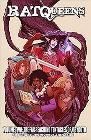 Rat Queens Vol 2: The Far Reaching Tentacles of N'rygoth