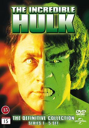 The Incredible Hulk The Complete Seasons 1-5