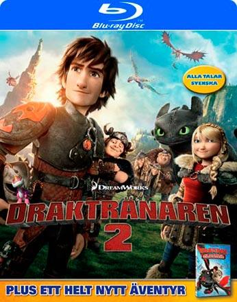 how to train your dragon 2 blu ray