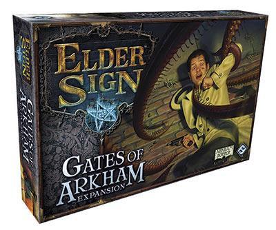 Elder Sign - The Gates of Arkham Expansion
