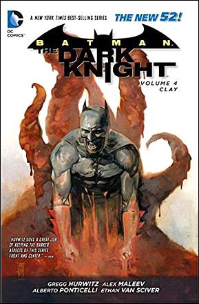 Batman The Dark Knight Vol 4: Clay