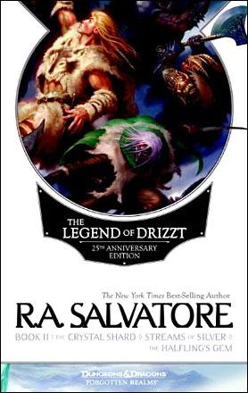 The Legend of Drizzt  Book II (25th Anniversary Edition)