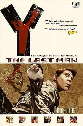 Y: The Last Man Vol 1: Unmanned