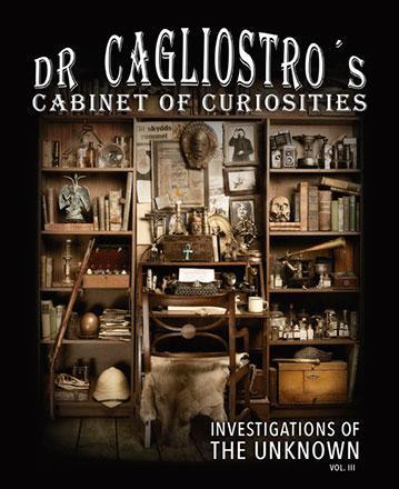 Dr Cagliostro's Cabinet of Curiosities