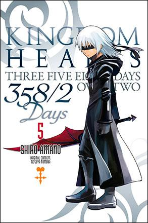 Kingdom Hearts 358/2 Days Vol 5