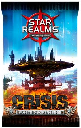 Star Realms - Fleets & Fortresses Expansion