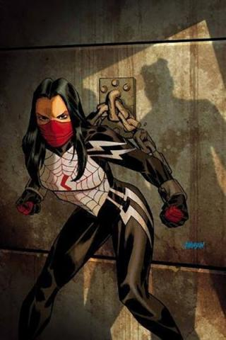 Silk Vol 2: The Negative