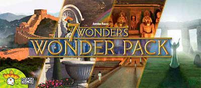 7 Wonders - Wonder Pack (Skandinavisk utgåva)