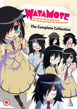 WataMote, The Complete Collection