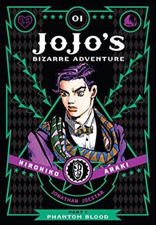Jojo's Bizarre Adventure Phantom Blood Vol 1
