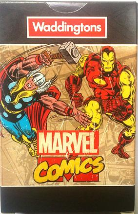 Marvel Retro Playing Cards