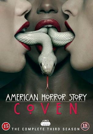 American Horror Story, säsong 3: Coven