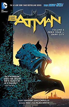 Batman Vol 5: Zero Year-Dark City