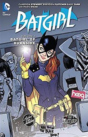 Batgirl: Burnside