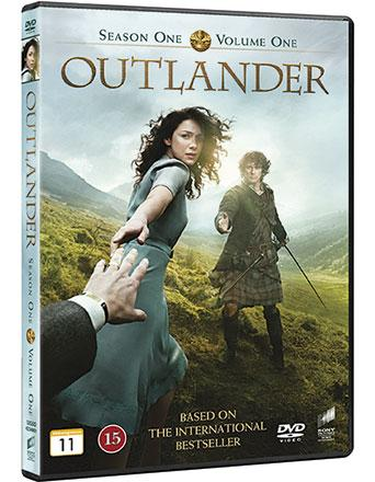 Outlander, Säsong 1, Vol 1