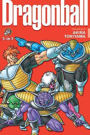 Dragonball 3-in-1 Vol 8